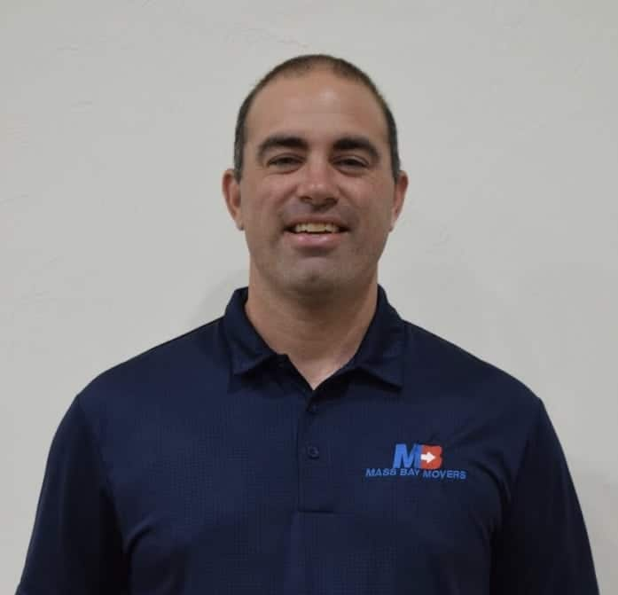 Sal Barresi III - Mass Bay Movers - President