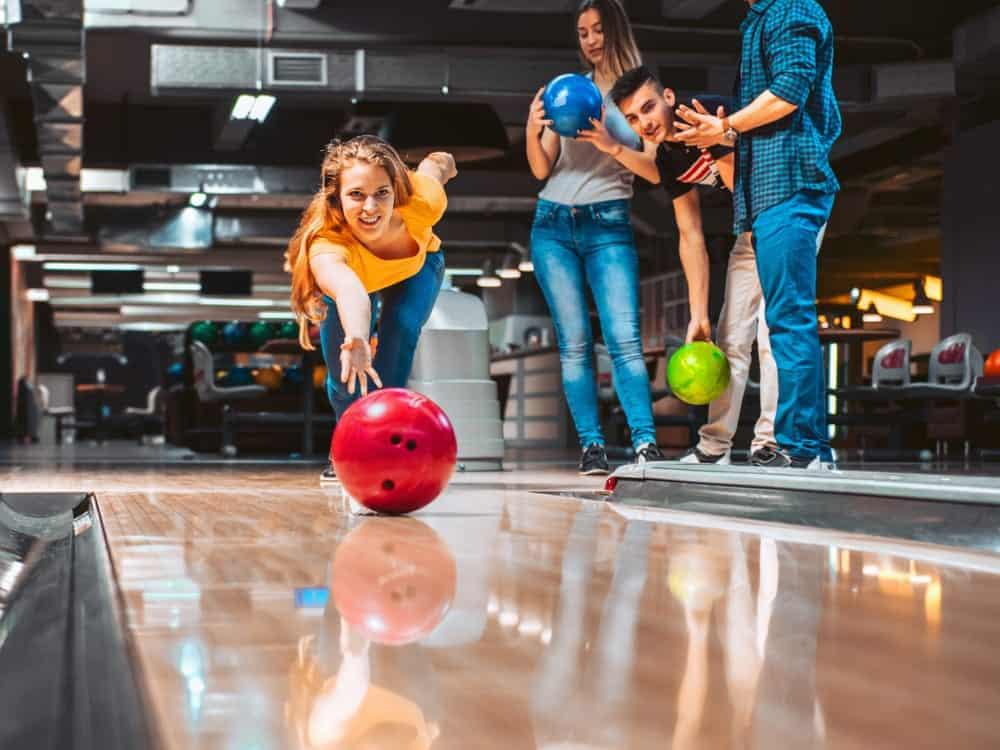 Sunnyside bowling