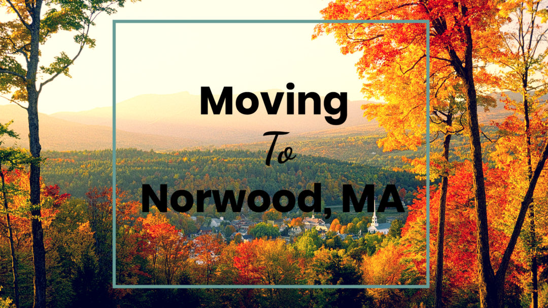 Living in Norwood, MA (2020) – Should You Move There?